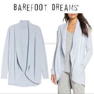 Barefoot Dreams CozyChic Lite Circle Cardigan XS/S